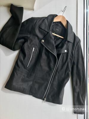 Кожаная байкерская куртка Y.A.S Sophie
