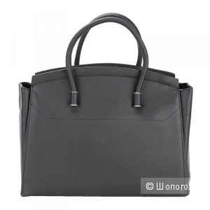 Женская классическая сумка Lamagio черная 100% кожа