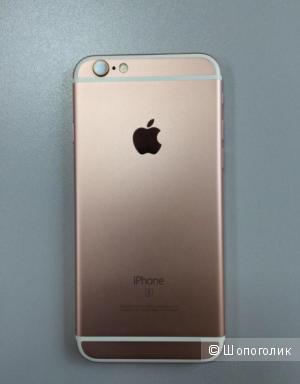 Продам айфон 6S 128 гб цвет - розовое золото