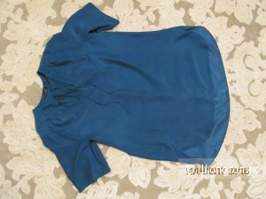 Блуза-туника шёлковая Massimo Dutti размер S
