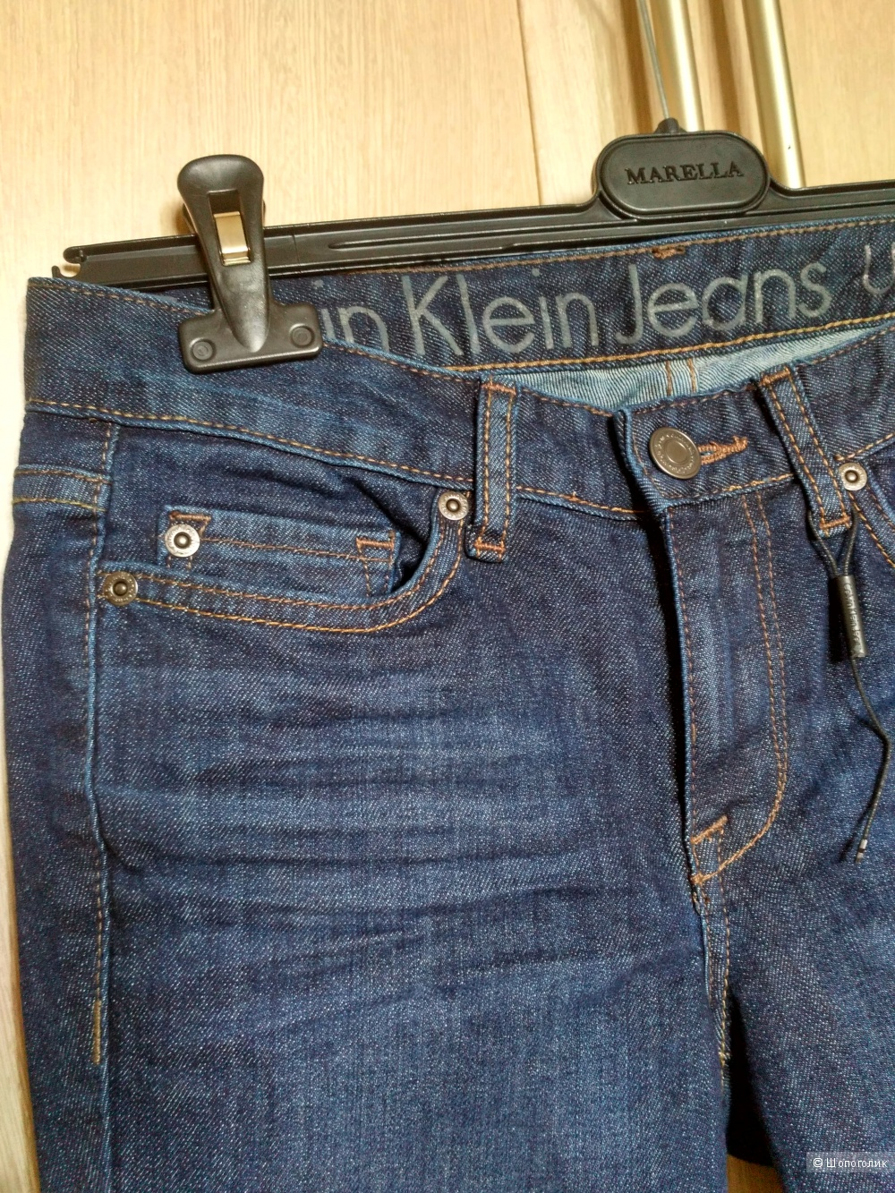 Новые джинсы Calvin Klein, 26/34