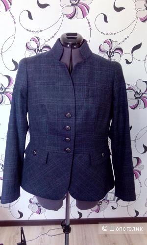 Пиджак итальянского бренда Louisa Spagnoli, размер рос 50-52