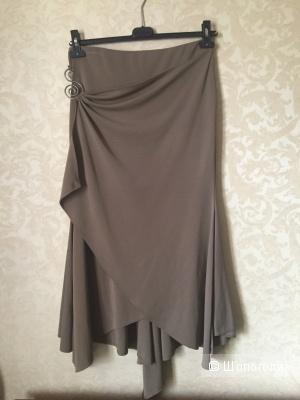 Ассиметричная юбка с запахом Orna Farho 44FR