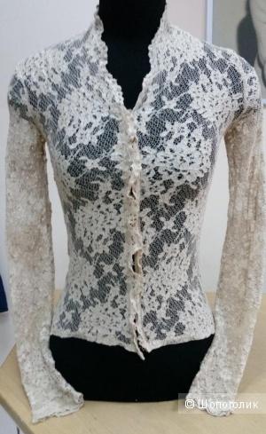 Блуза кружевная на 40-42 р-р