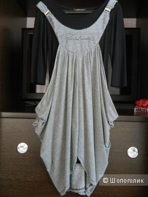 Платье-сарафан Roberto Cavalli, реплика, размер S