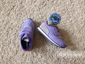 Новые кроссовки Timberland для девочки