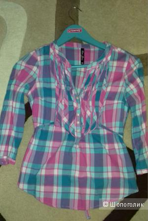 """Блузка женская """"Gloria Jeans"""", размер XS, в хорошем состоянии"""