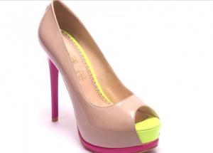Лаковые туфли(Испания)