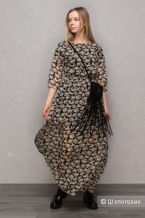 Красивое летнее платье, 42 размера от Befree. Недорого.