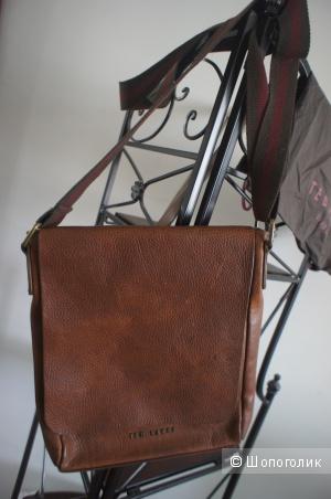 Мужская сумка TED BAKER, натуральная кожа