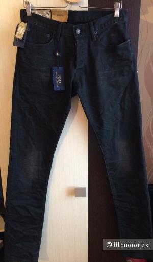 POLO RALPH LAUREN мужские джинсовые брюки 30-34.
