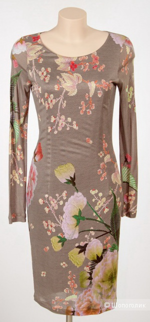 Платье футляр CLASS ROBERTO CAVALLI размер 46(IT)(46-48 росс)