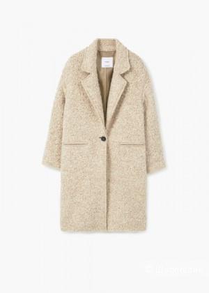 Новое пальто-кокон Mango / S