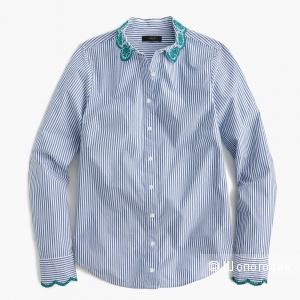 Рубашка J Crew p-p 2US