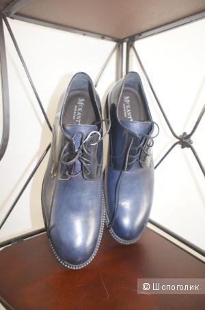 Мужские ботинки, р.44, синие, MCKANTY