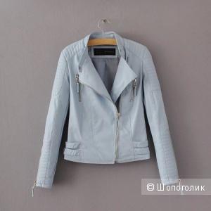 Новая куртка из искусственной кожи