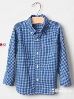 Рубашка gap размер 2 года