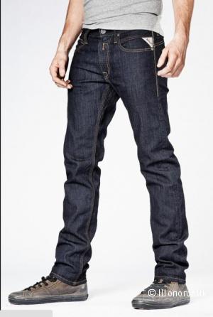 Мужские Replay джинсы оригинал 27-28 размер