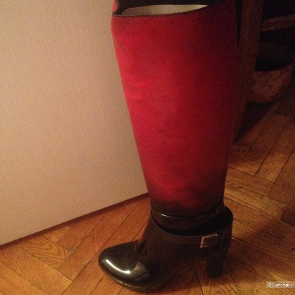 Новые сапоги MENGHI, 38 размер