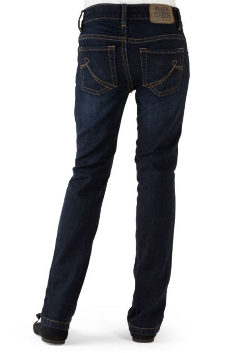 Новые джинсы the children's place размер 6X/7P на девочку
