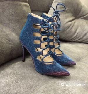 Очень красивые туфли в цвете хамелеон