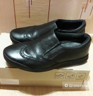 Ботинки мужские Ecco размер 40