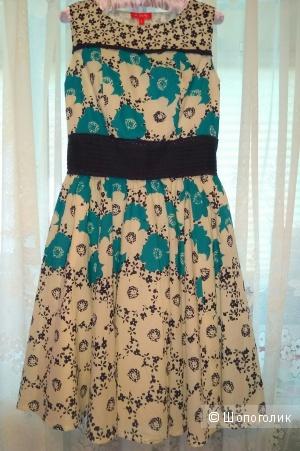 Платье Rene Derhy, р-р S (42-44), новое.