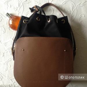 Новая, дизайнерская, кожаная сумка Италия