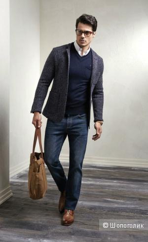 Cinque: твидовый мужской пиджак, Xl