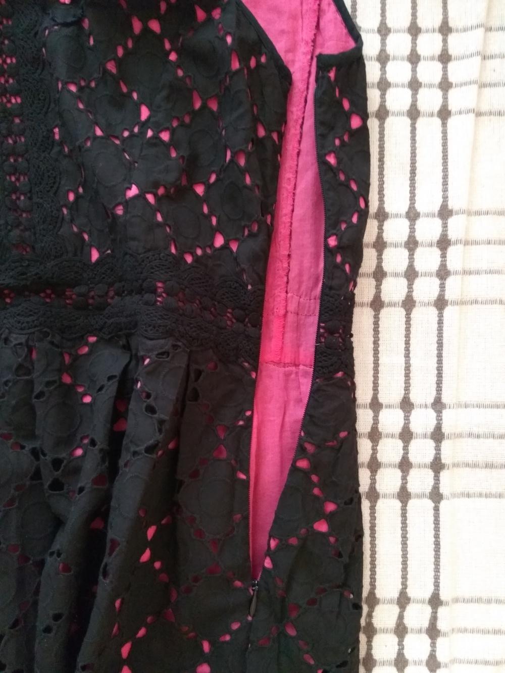 Платье Rene derhy, шитьё, р-р S.
