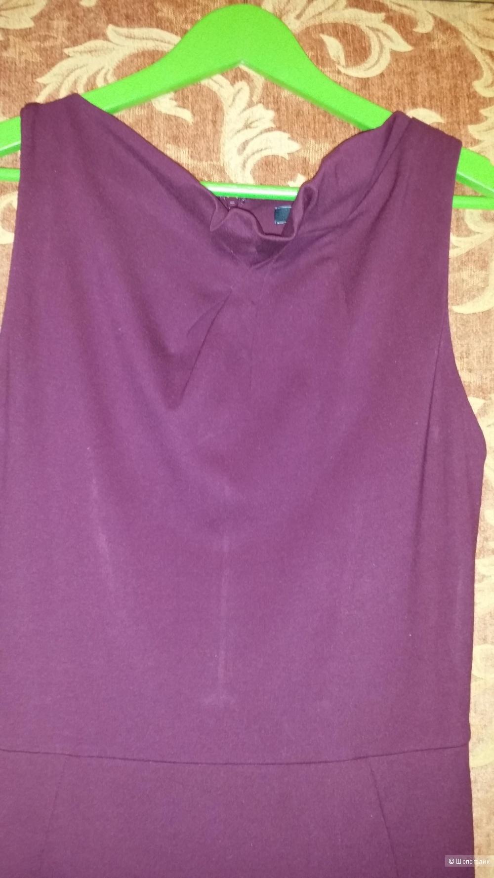 Платье-футляр Mango