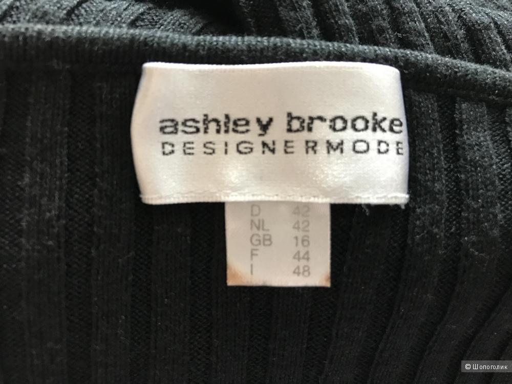Шелковый свитер Ashley Brooke 44-46 рр