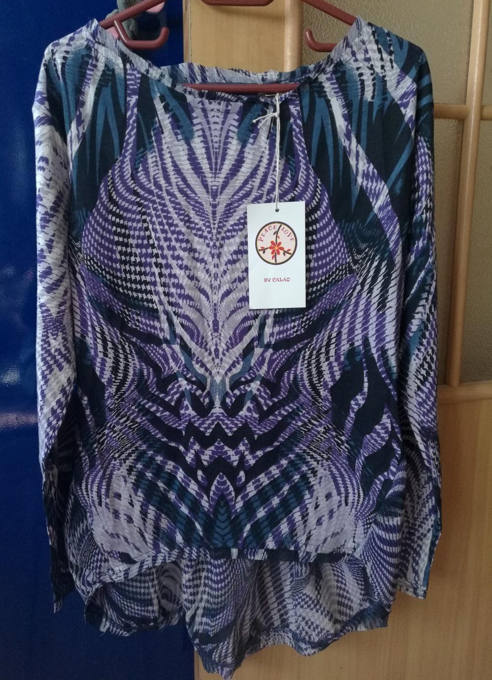Новая блуза Испания р.44-46