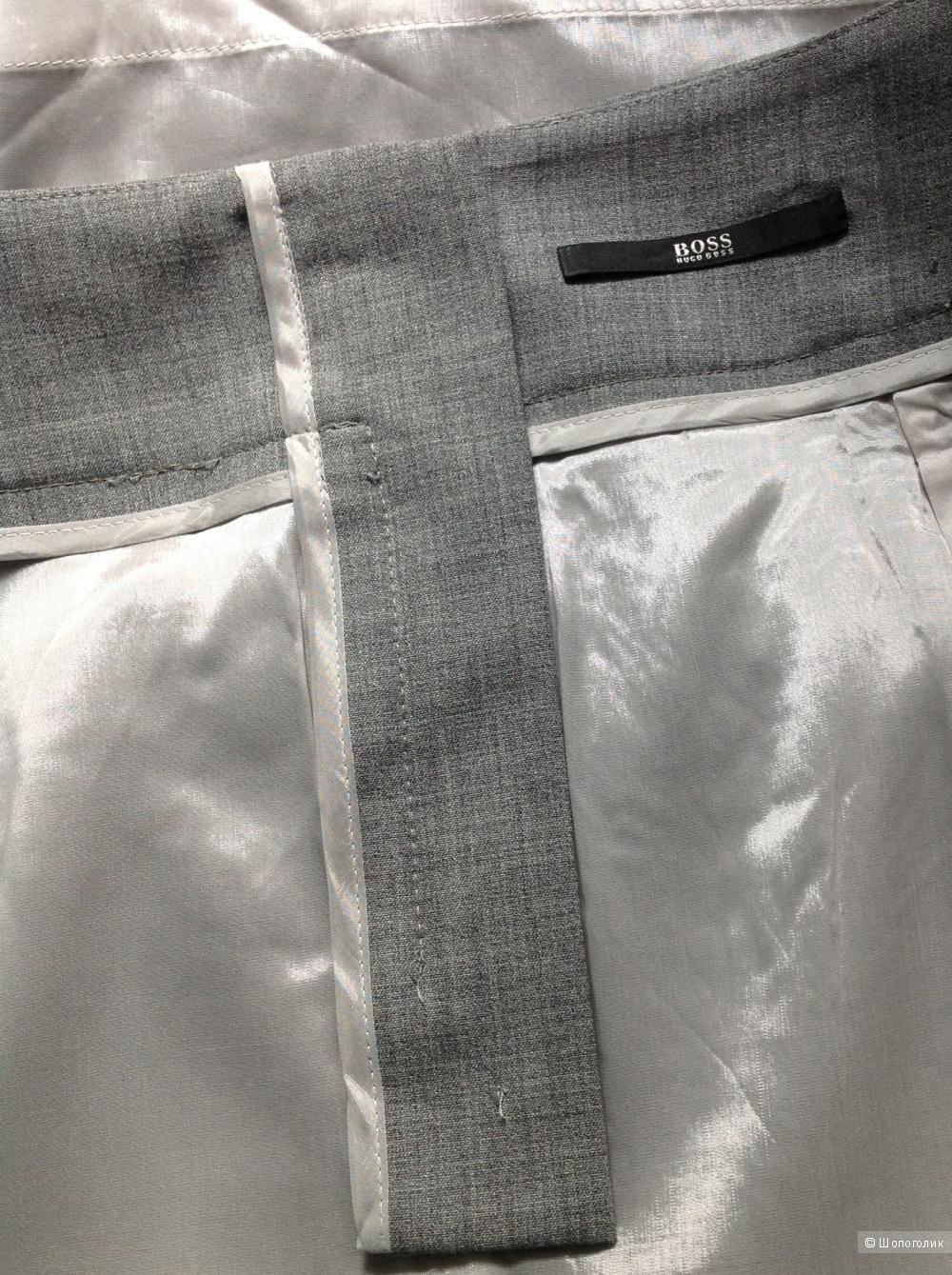Классическая юбка-карандаш Hugo Boss, размер 44-46.