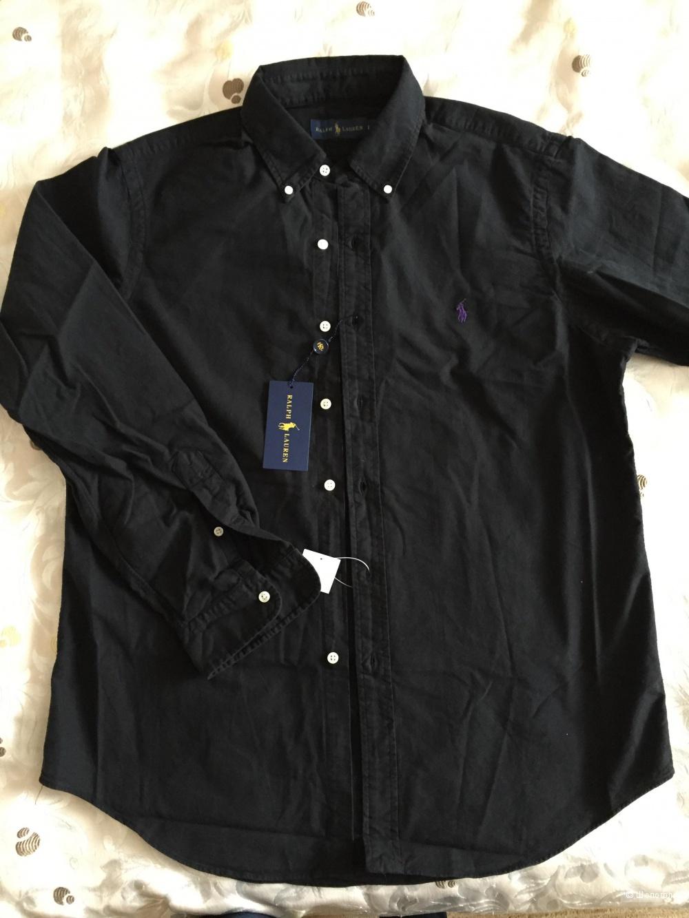 Новая рубашка Ральф Лорен на 52р (42ворот) L