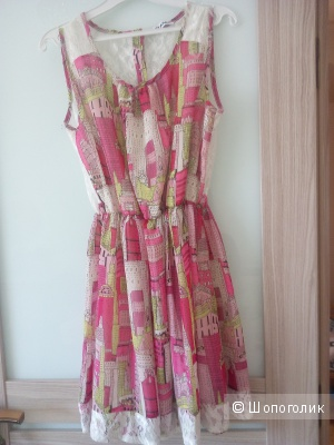 Турецкое платье 46- 48р.