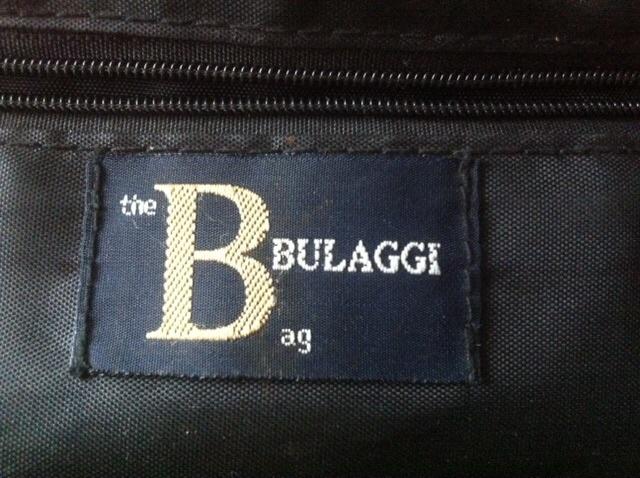 Винтажная сумка THE Bag BULAGGI