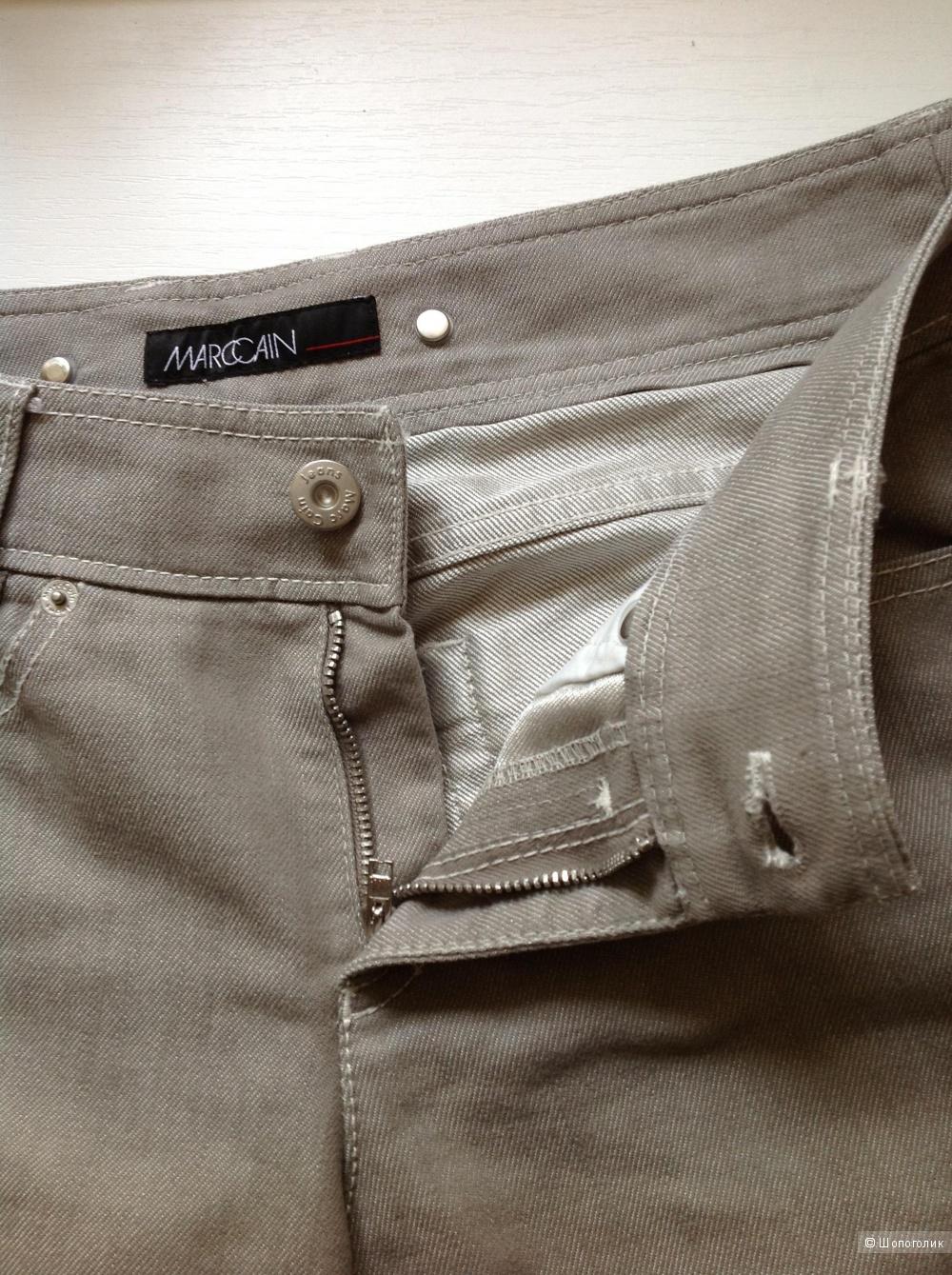 Джинсы люксовой марки Marc Cain (Германия), размер 44-46.