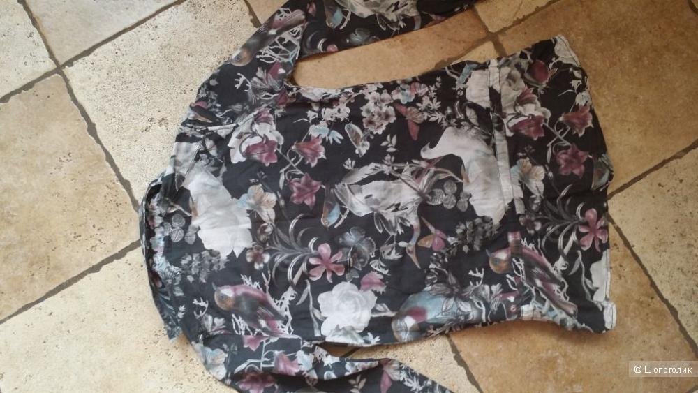 Стильная блузка 212 capsize denim culture