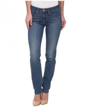 Новые джинсы Levi's 712 Slim Fit размер W27 L30 с ярлыками голубые