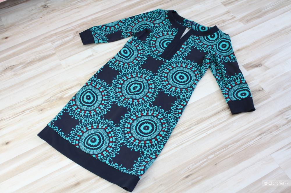 Продам платье повседневное  46 размер. MERLIS
