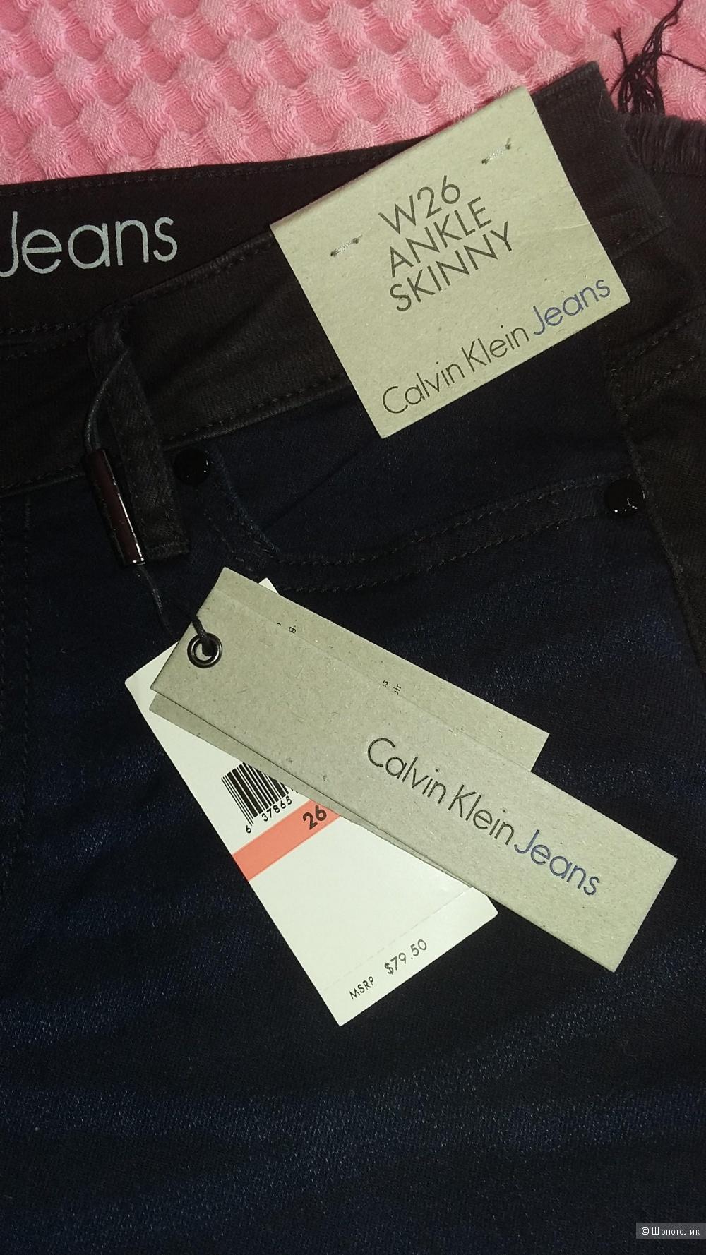 Джинсы Calvin Klein, р-26