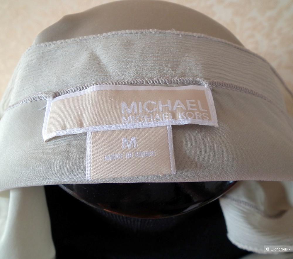 Топ Michael Kors 100% шелк