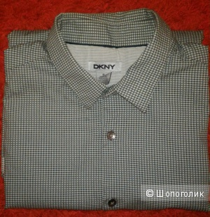 Мужская рубашка DKNY, размер М
