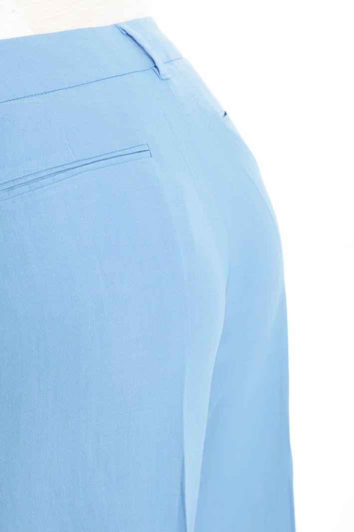 Новые брюки-кюлоты Intrend (Max Mara) размер 42.