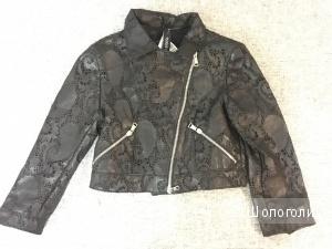 Новая кожаная куртка Giorgio Brato размер XS