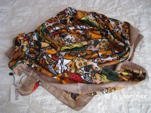 Шелковый платок Azona 89 x 89см