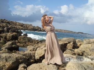 Воздушное платье  размер S Brigitte Bailey