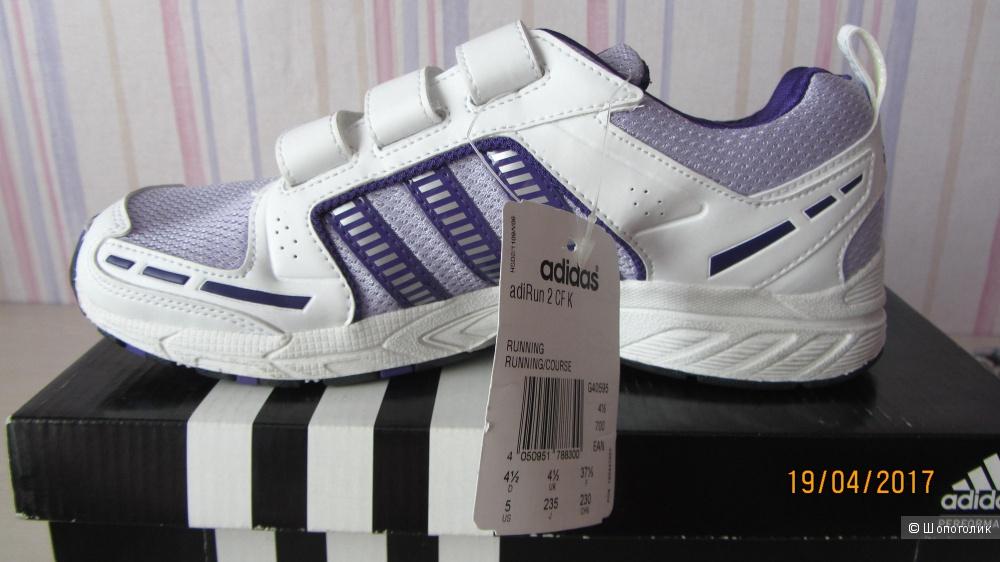Кроссовки Adidas новые р. 36-36,5