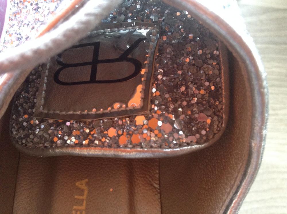 Ботинки ROBERTO BOTELLA, 38 размер